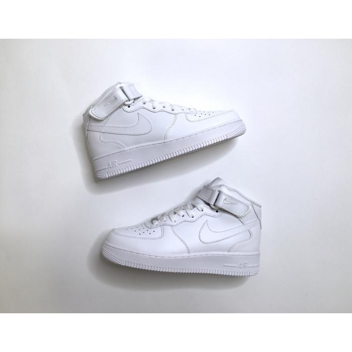 "Кроссовки Nike Air Force 1 Mid ""07 White"