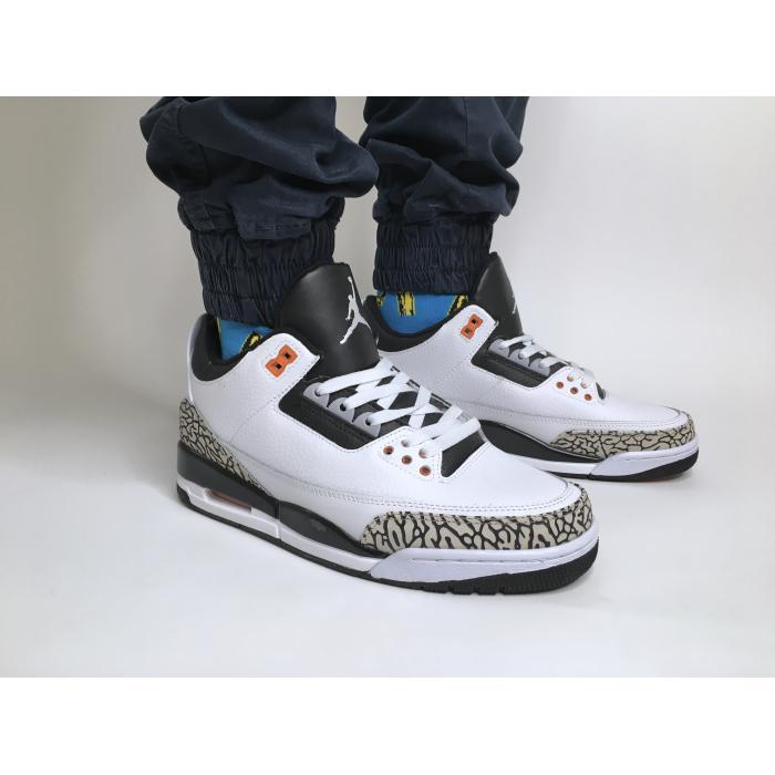 Кроссовки Air Jordan 3 Retro Infared 23