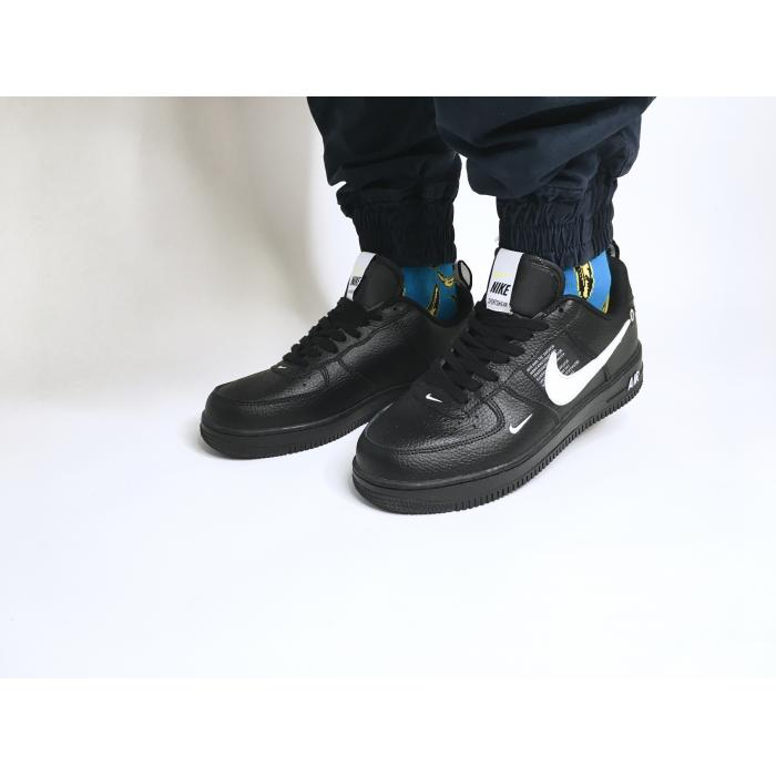 "Кроссовки Nike Air Force 1 ""07 LV8 Utility Black"