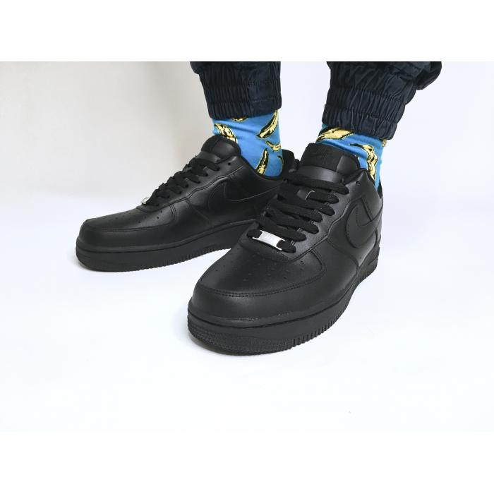 "Кроссовки Nike Air Force 1  Low ""07 Black"