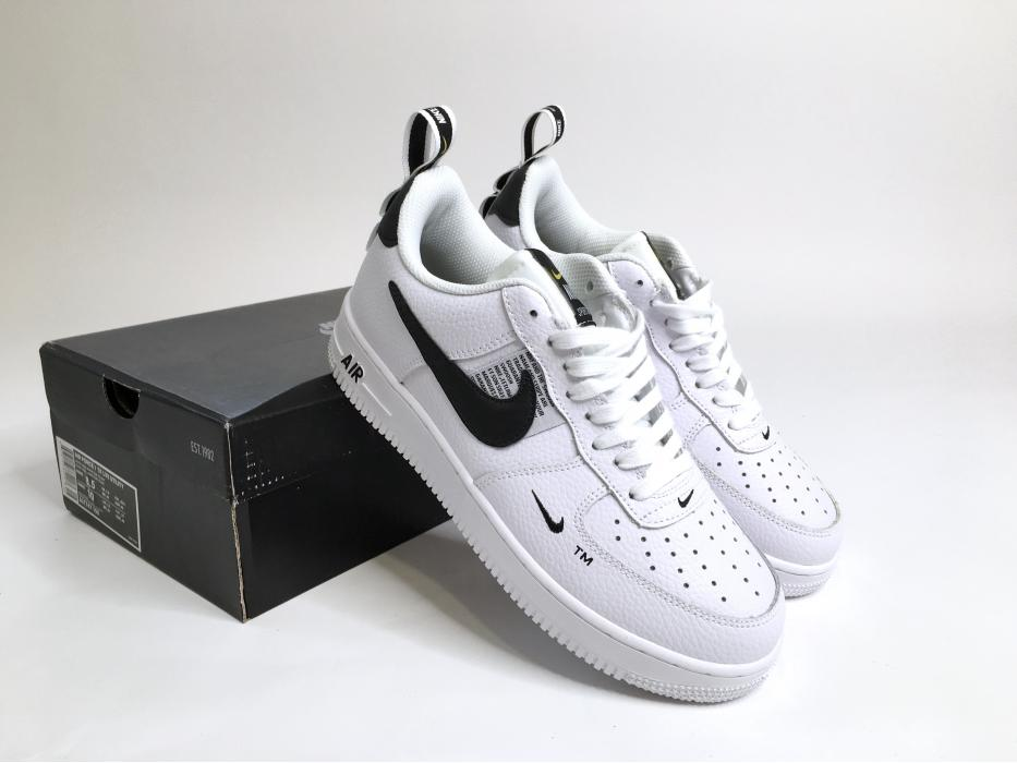 "Кроссовки Nike Air Force 1 ""07 LV8 Utility White Low"