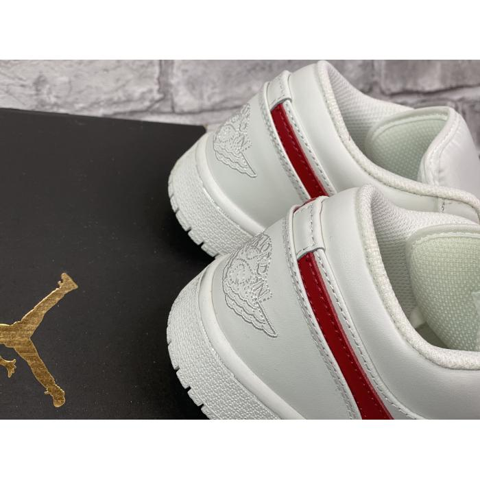 Кроссовки Air Jordan 1 low Grey Toe