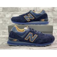 Кроссовки New Balance 574 Navy/Blue