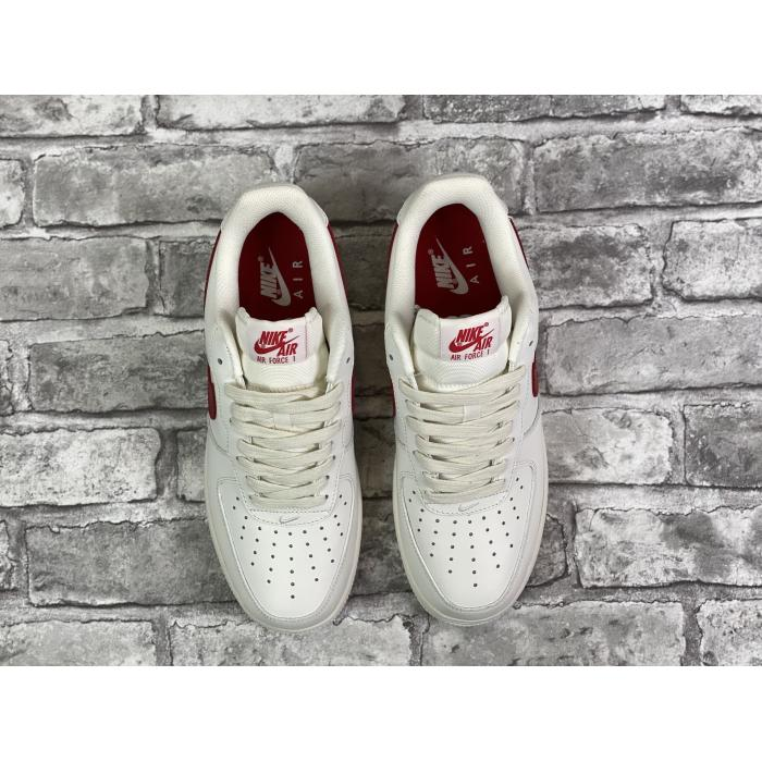 Nike Air Force 1 Low 07 white red
