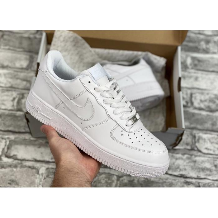 """Кроссовки Nike Air Force 1 Low """"07 White"""