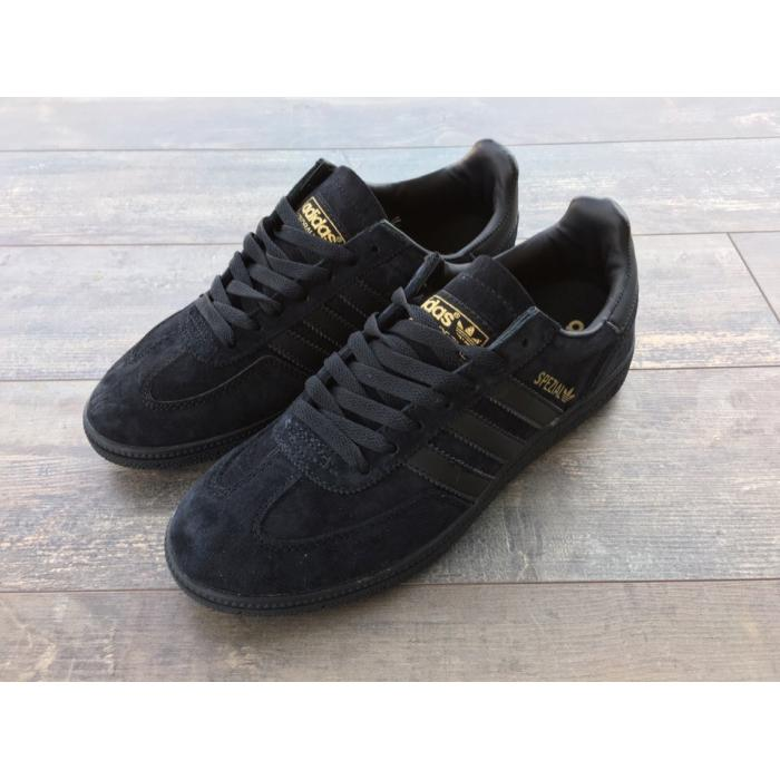 Кеды Adidas Spezial all black