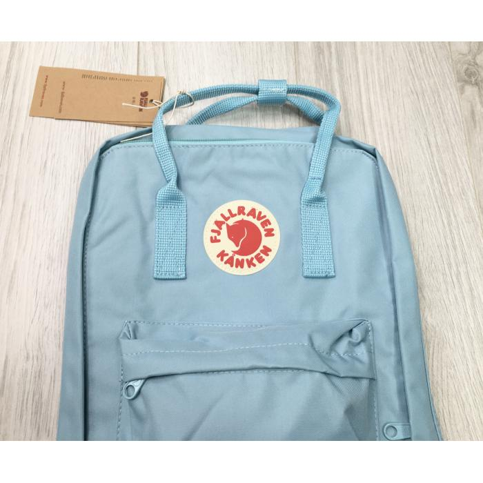 Рюкзак Flallraven Kanken Light blue